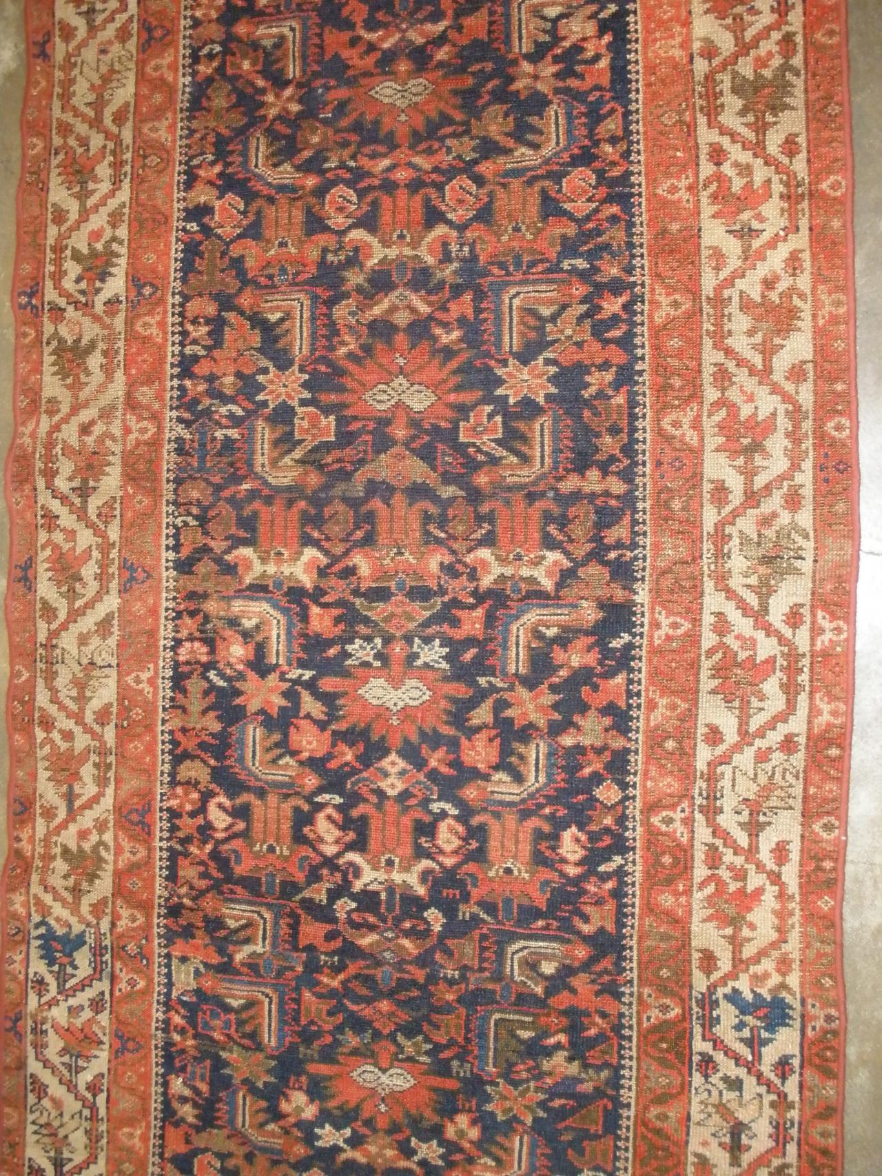 Persian Antique Rug Repair